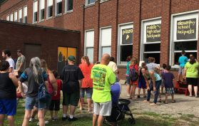TRAFC Back to School supply donations