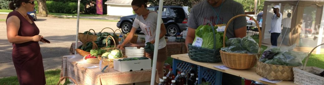 Future Festival Preview: Food and Farmers Market