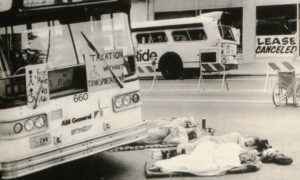 1978 Denver Bus Protest