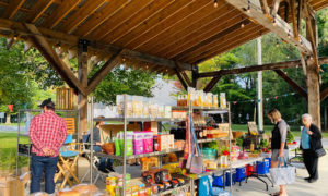 Huss Project Farmers Market