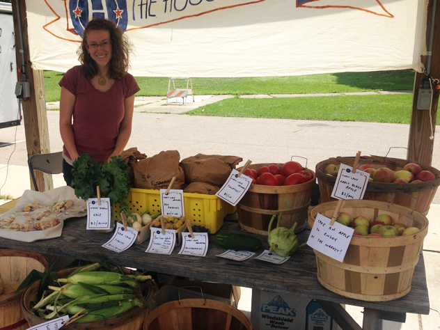 Three Rivers Farmers Market