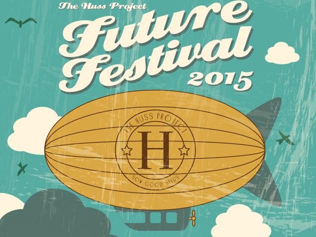 Future Festival 2015