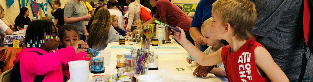9th Annual Huss Future Fest draws over 1,000 participants!