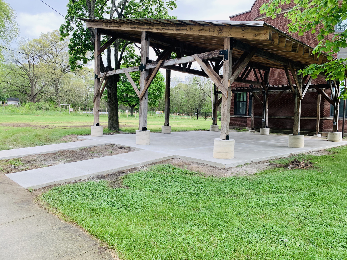 Front Porch Pavilion