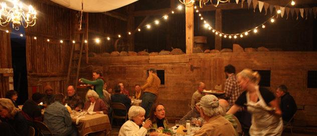 Rustic Italian Supper Club